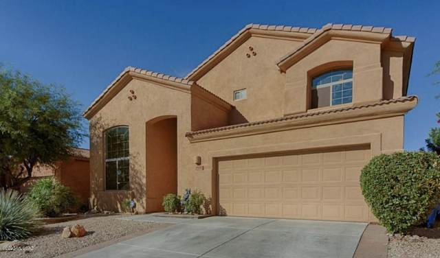 10470 E Rita Ranch Crossing Circle, Tucson, AZ 85747 (#22016453) :: Long Realty - The Vallee Gold Team