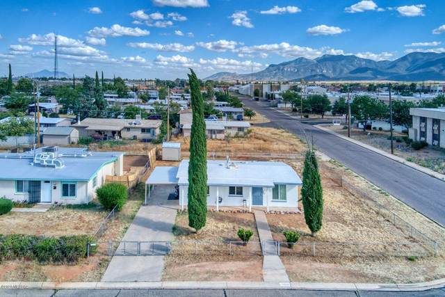 380 Peterson Street, Sierra Vista, AZ 85635 (MLS #22016455) :: The Property Partners at eXp Realty