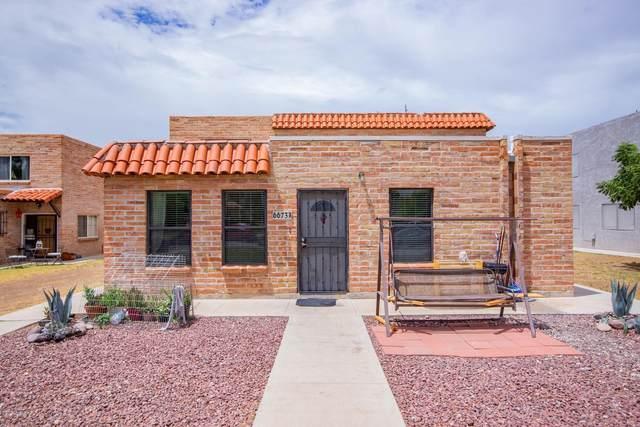 6673 E Calle La Paz A, Tucson, AZ 85715 (#22016458) :: The Local Real Estate Group | Realty Executives