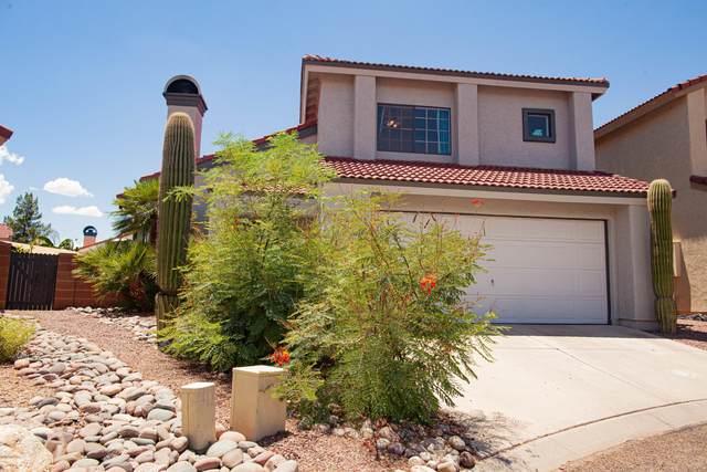 652 W Kidd Place, Tucson, AZ 85737 (#22016461) :: Keller Williams