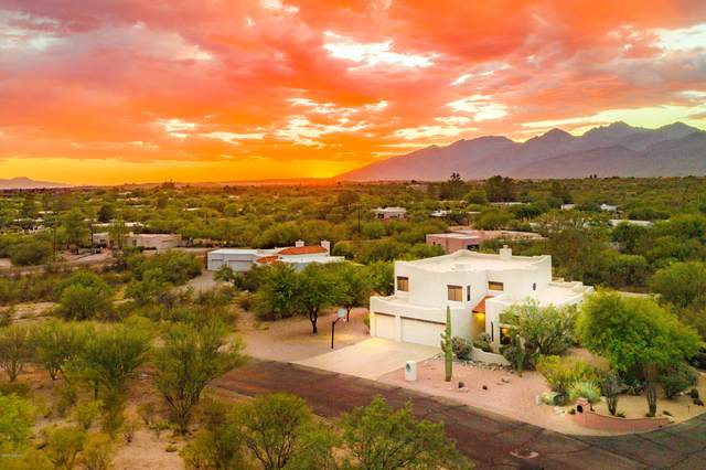 2455 N Buttercup Drive, Tucson, AZ 85749 (#22016465) :: Long Realty - The Vallee Gold Team