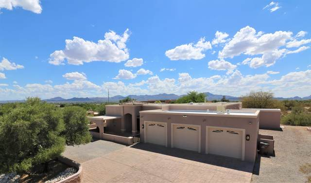5775 N Escondido Lane, Tucson, AZ 85704 (#22016466) :: Keller Williams