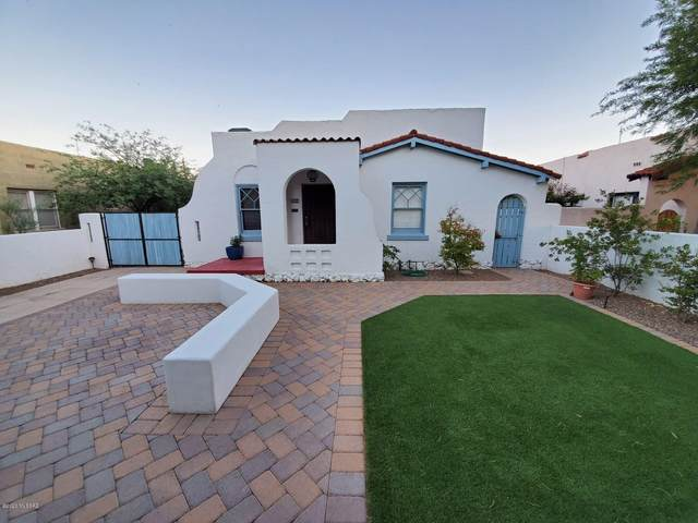 2316 E 4th Street, Tucson, AZ 85719 (#22016476) :: The Local Real Estate Group | Realty Executives