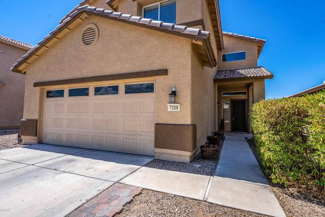 7339 W Sunset Mountain Drive, Tucson, AZ 85743 (#22016486) :: Keller Williams