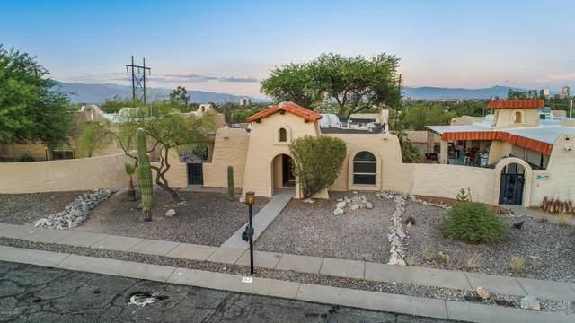 810 N Camino Santiago #52, Tucson, AZ 85745 (#22016487) :: Gateway Partners