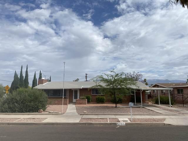 5201 E Baker Street, Tucson, AZ 85711 (#22016493) :: Keller Williams