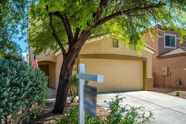448 E Placita Nodo, Sahuarita, AZ 85629 (MLS #22016494) :: The Property Partners at eXp Realty