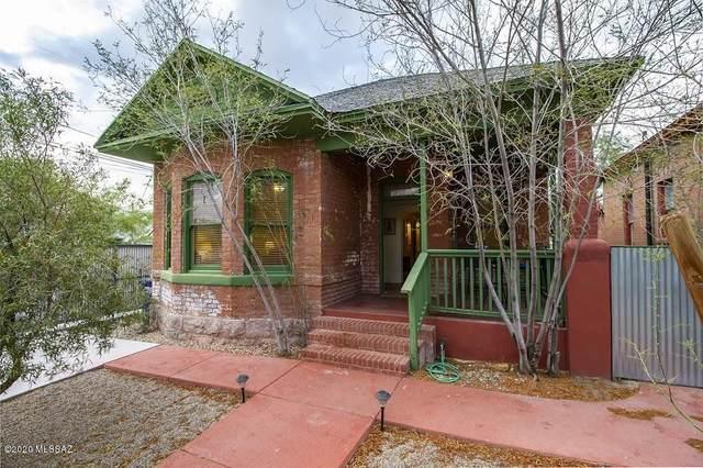 27 W 17Th Street, Tucson, AZ 85701 (#22016527) :: Realty Executives Tucson Elite