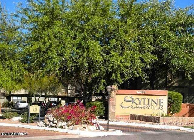 6651 N Campbell Avenue #291, Tucson, AZ 85718 (#22016528) :: The Local Real Estate Group   Realty Executives