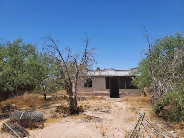 310 W 27th Street, Tucson, AZ 85713 (#22016531) :: Realty Executives Tucson Elite