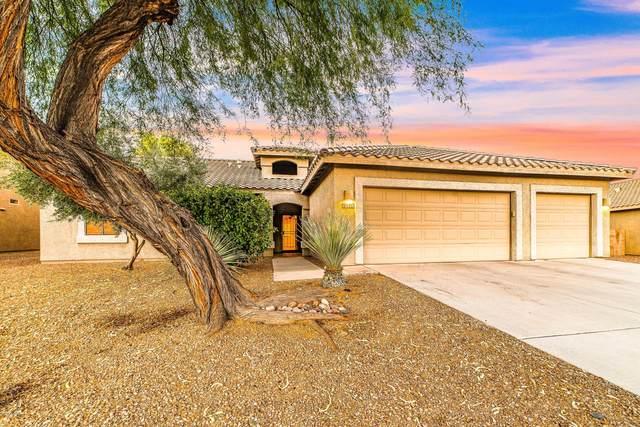 12848 N Suizo Court, Marana, AZ 85658 (MLS #22016536) :: The Property Partners at eXp Realty