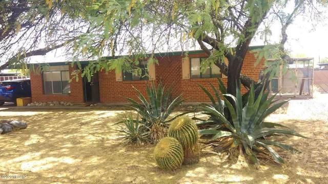 6520 E Calle Castor, Tucson, AZ 85710 (#22016542) :: Long Realty Company
