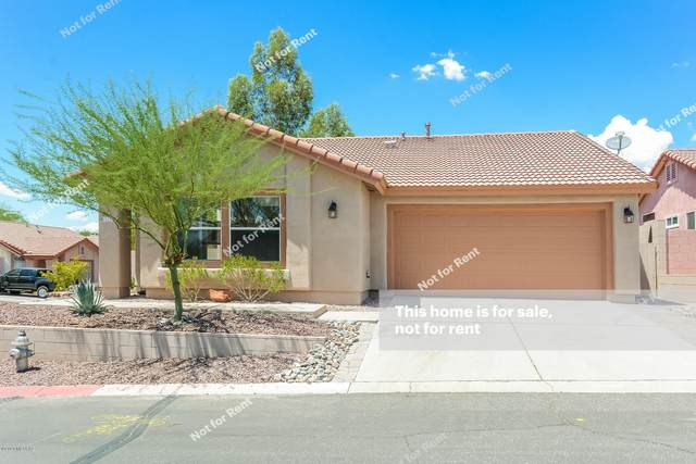 3750 W Bandit Place, Tucson, AZ 85742 (MLS #22016546) :: The Property Partners at eXp Realty