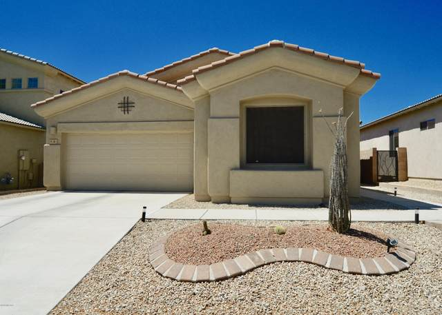 76 E Calle Trona, Green Valley, AZ 85614 (#22016548) :: Long Realty Company