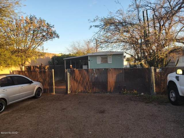 1008 W Roger Road, Tucson, AZ 85705 (#22016556) :: Gateway Partners