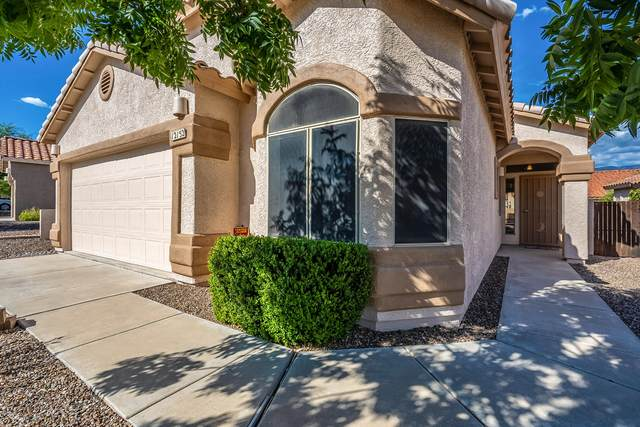 12152 N Kylene Canyon Drive, Oro Valley, AZ 85755 (#22016576) :: Long Realty - The Vallee Gold Team