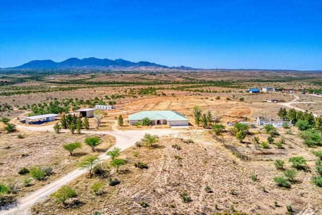 25400 E Old Dusty Trail, Benson, AZ 85602 (#22016578) :: Luxury Group - Realty Executives Arizona Properties