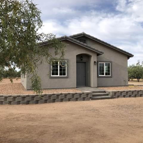 16905 W Elk Trail, Marana, AZ 85653 (#22016599) :: eXp Realty