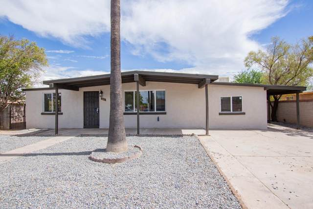 202 E Elvado Road, Tucson, AZ 85756 (#22016602) :: Long Realty - The Vallee Gold Team