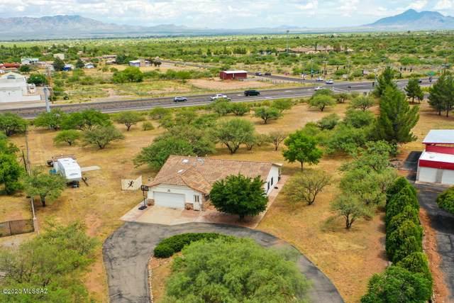 5529 S Sioux Avenue, Sierra Vista, AZ 85650 (MLS #22016606) :: The Property Partners at eXp Realty