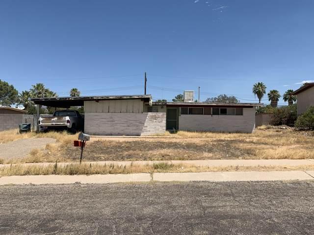 8217 E 19Th Street, Tucson, AZ 85710 (#22016611) :: Long Realty Company