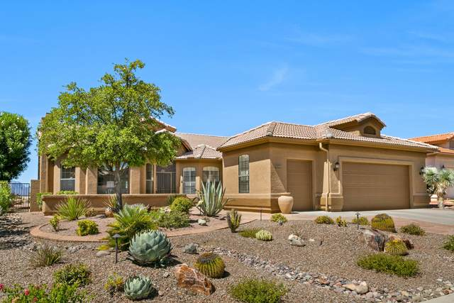 65499 E Brassie Drive, Saddlebrooke, AZ 85739 (#22016619) :: Long Realty - The Vallee Gold Team