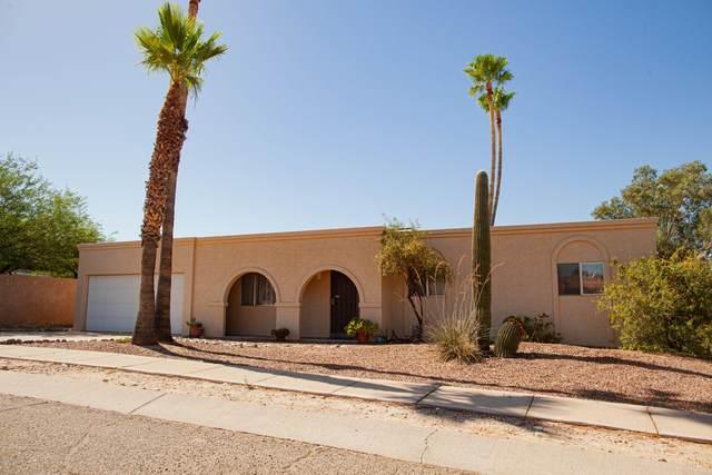 3911 W Sunny Hills Place, Tucson, AZ 85741 (#22016620) :: The Josh Berkley Team