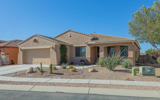 10138 S Kraft Drive, Vail, AZ 85641 (#22016622) :: Long Realty - The Vallee Gold Team