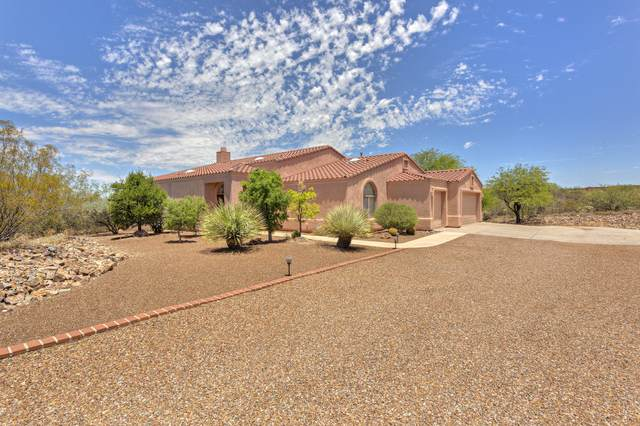 1162 E Cave Canyon Place, Green Valley, AZ 85614 (#22016637) :: The Local Real Estate Group | Realty Executives