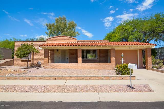 916 S La Huerta, Green Valley, AZ 85614 (#22016638) :: The Local Real Estate Group | Realty Executives