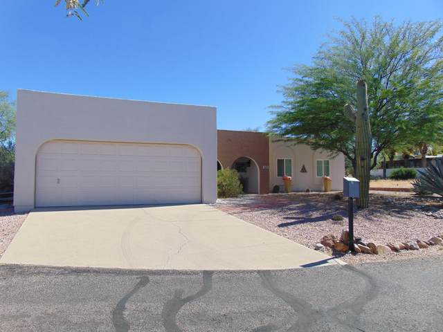 31 W Paseo Canasta, Green Valley, AZ 85614 (#22016640) :: The Local Real Estate Group | Realty Executives