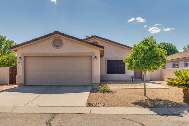 106 E Majesty Palm Place, Sahuarita, AZ 85629 (#22016642) :: Long Realty Company