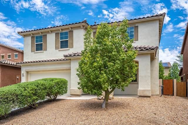 812 W Calle Ocarina, Sahuarita, AZ 85629 (MLS #22016648) :: The Property Partners at eXp Realty