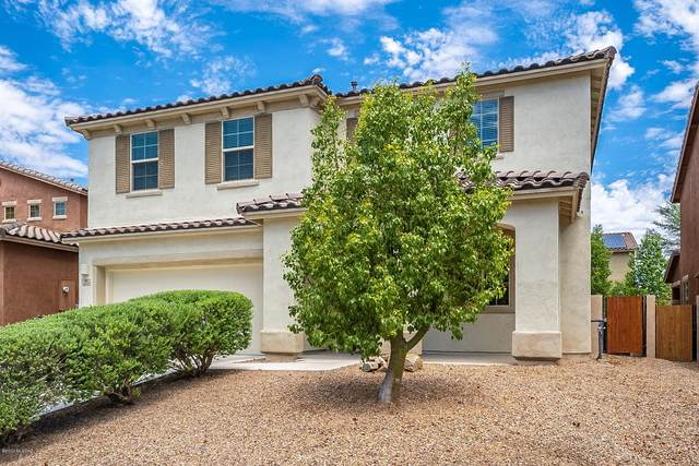 812 W Calle Ocarina, Sahuarita, AZ 85629 (#22016648) :: The Local Real Estate Group | Realty Executives