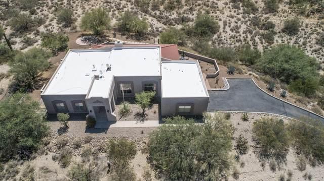 11890 N Copper Mountain Drive, Oro Valley, AZ 85737 (#22016653) :: The Josh Berkley Team