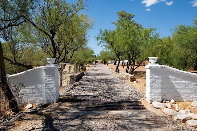 650 W Chula Vista Road, Tucson, AZ 85704 (#22016654) :: Tucson Property Executives