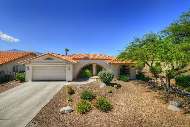 938 E Crown Ridge Drive, Oro Valley, AZ 85755 (#22016663) :: The Josh Berkley Team
