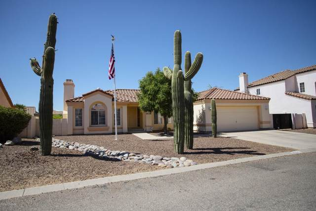 3371 W Canyon Flower Trail, Tucson, AZ 85742 (#22016667) :: Long Realty - The Vallee Gold Team