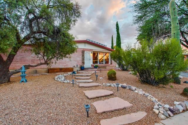 7340 E Calle Arturo, Tucson, AZ 85710 (#22016671) :: Long Realty Company