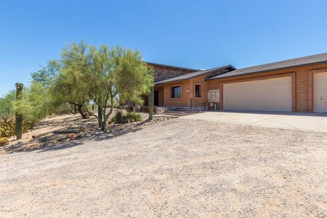 1880 W Rudasill Road, Tucson, AZ 85704 (#22016693) :: Long Realty - The Vallee Gold Team