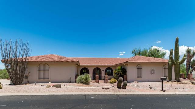 1420 W Via Del Petirrojo, Green Valley, AZ 85622 (#22016694) :: Long Realty - The Vallee Gold Team