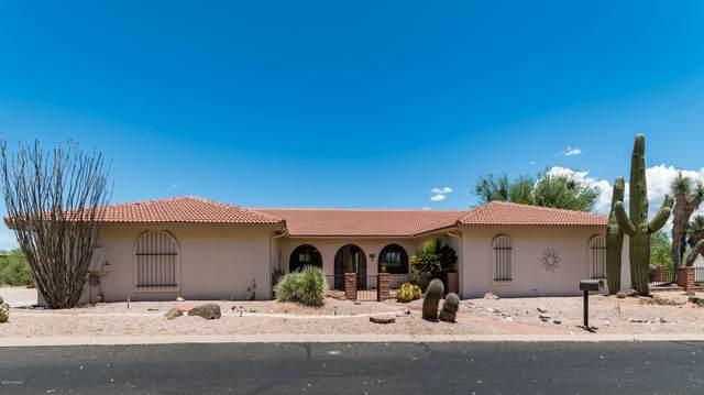 1420 W Via Del Petirrojo, Green Valley, AZ 85622 (#22016694) :: eXp Realty