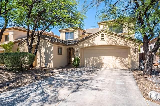 5177 N Contentment Court, Tucson, AZ 85750 (#22016697) :: Long Realty Company