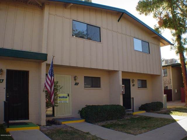 1366 S Avenida Polar G-102, Tucson, AZ 85710 (#22016701) :: eXp Realty