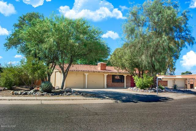 182 N La Flecha, Green Valley, AZ 85614 (#22016715) :: The Local Real Estate Group | Realty Executives