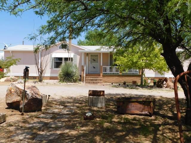 1925 S Barnett Road, Bisbee, AZ 85603 (MLS #22016730) :: The Property Partners at eXp Realty
