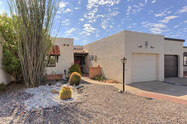 506 W Ocotillo Place, Green Valley, AZ 85614 (#22016731) :: Long Realty - The Vallee Gold Team