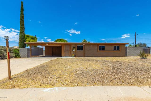 8209 E 19Th Street, Tucson, AZ 85710 (#22016732) :: Long Realty - The Vallee Gold Team