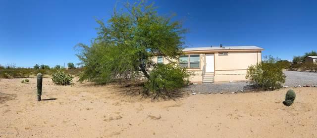 7910 N Prorodeo Road, Tucson, AZ 85743 (#22016737) :: Luxury Group - Realty Executives Arizona Properties