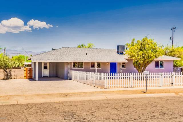 1011 S Carnegie Drive, Tucson, AZ 85710 (#22016738) :: The Local Real Estate Group | Realty Executives